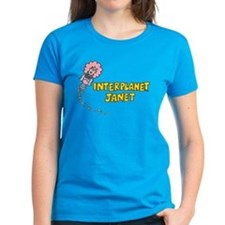 Interplanet Janet Tee