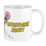 Interplanet Janet Small Mugs