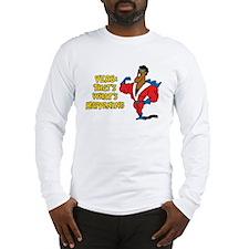 Verbs Long Sleeve T-Shirt