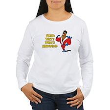 Verbs Women's Long Sleeve T-Shirt