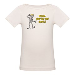 Not-So-Dry Bones Organic Baby T-Shirt