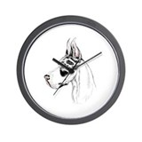 Great Dane Harle HS (fem) Wall Clock