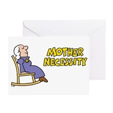 Mother Necessity Greeting Cards (Pk of 10)