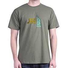 Melting Pot Dark T-Shirt