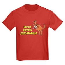 Rufus Xavier Kids Dark T-Shirt