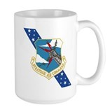 Strategic air command Large Mug (15 oz)