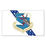 SAC Sticker (Rectangle 50 pk)