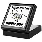 Pitch-Pullin' Throttle Jockey Keepsake Box