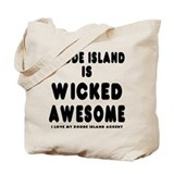RI Accent Tote Bag