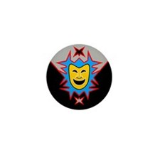 Max Comic Mini Badge
