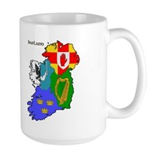 Geoghegan Coat of Arms Mug