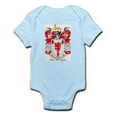 Geoghegan Coat of Arms Infant Creeper