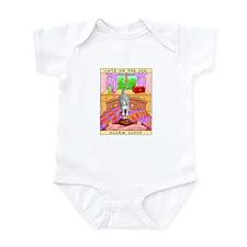 Alarm Clock Infant Bodysuit