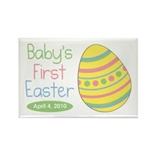 First Easter Rectangle Magnet (10 pack)