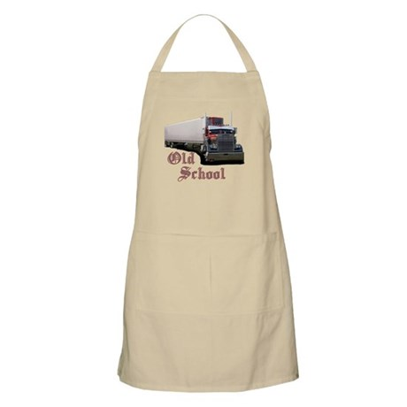 Old School Apron