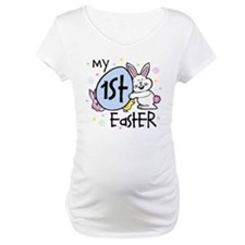 Bunny Chickie 1st Easter Shirt