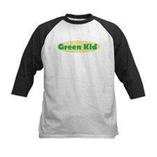 Green Kid Tee
