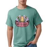 Irish Born Organic Men's Fitted T-Shirt