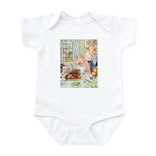 Roast Beef Piggy Infant Bodysuit