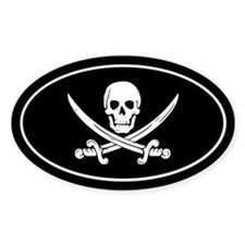 Pirate Decal