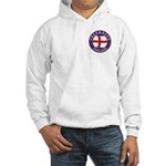 English Free Masons Hooded Sweatshirt