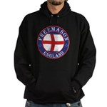 English Free Masons Hoodie (dark)