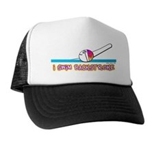 I Swim Backstroke Trucker Hat