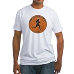 Knitting Champ Fitted T-Shirt