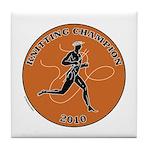 Knitting Champ Tile Coaster