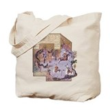 Cute Poetry Tote Bag
