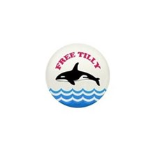 Free Tilly Mini Button