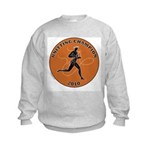 Knitting Champ Kids Sweatshirt