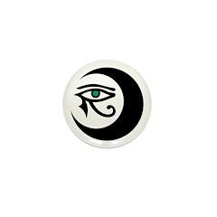 LunaSees Logo Mini Button (10 pack)