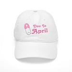 April Baby Diaper Pin Cap