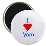 Heart Vonn Magnet