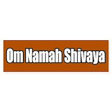 Om Namah Shivaya Bumper Bumper Sticker