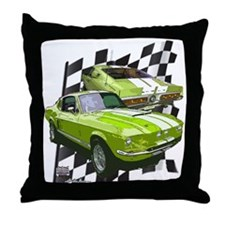 GT500 KR Throw Pillow