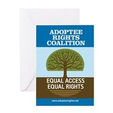 Adoptee Rights Coalition Greeting Card