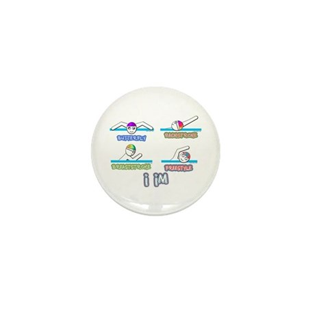 i IM Mini Button (100 pack)