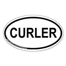Curler Decal
