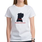 Miniature Schnauzer Women's T-Shirt