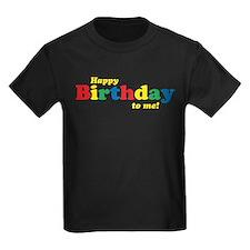 Happy Birthday to me! T