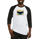 Red-Spotted Purple Limenitis Baseball Jersey