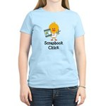 Scrapbook Chick Women's Light T-Shirt