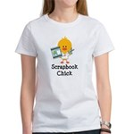 Scrapbook Chick Women's T-Shirt