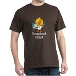 Scrapbook Chick Dark T-Shirt