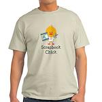 Scrapbook Chick Light T-Shirt