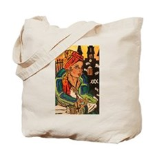 Cute Marie laveau Tote Bag