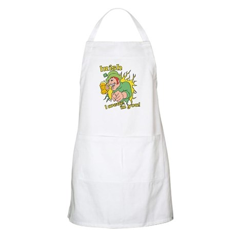 Irish I Were In You! Apron
