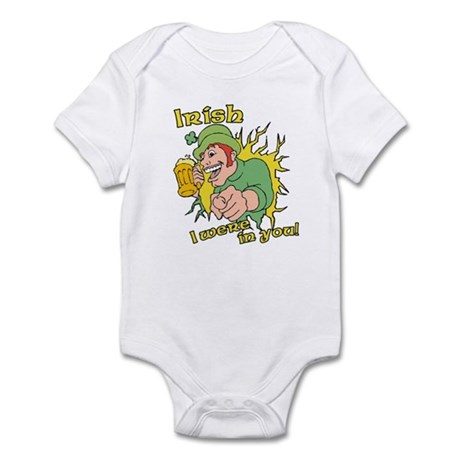 Irish I Were In You! Infant Bodysuit